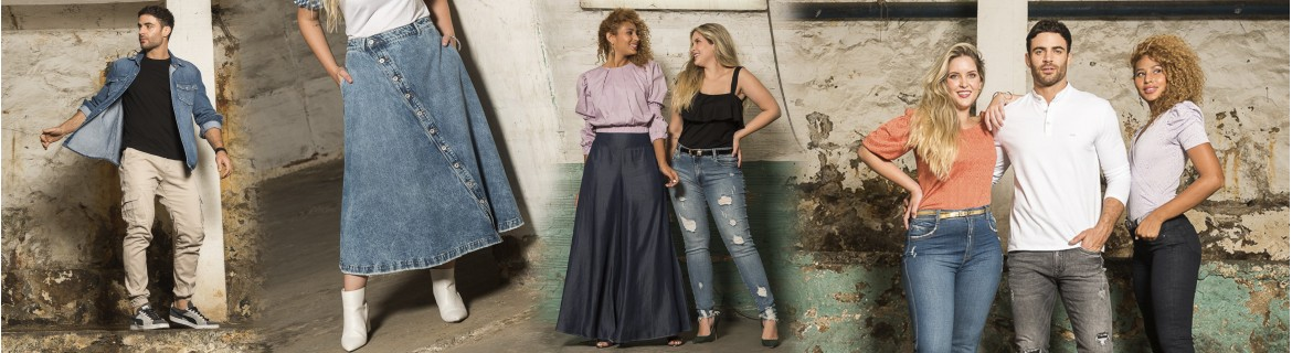 Zona Outlet para Mujer y Hombre - Trucco's Jeans Colombianos